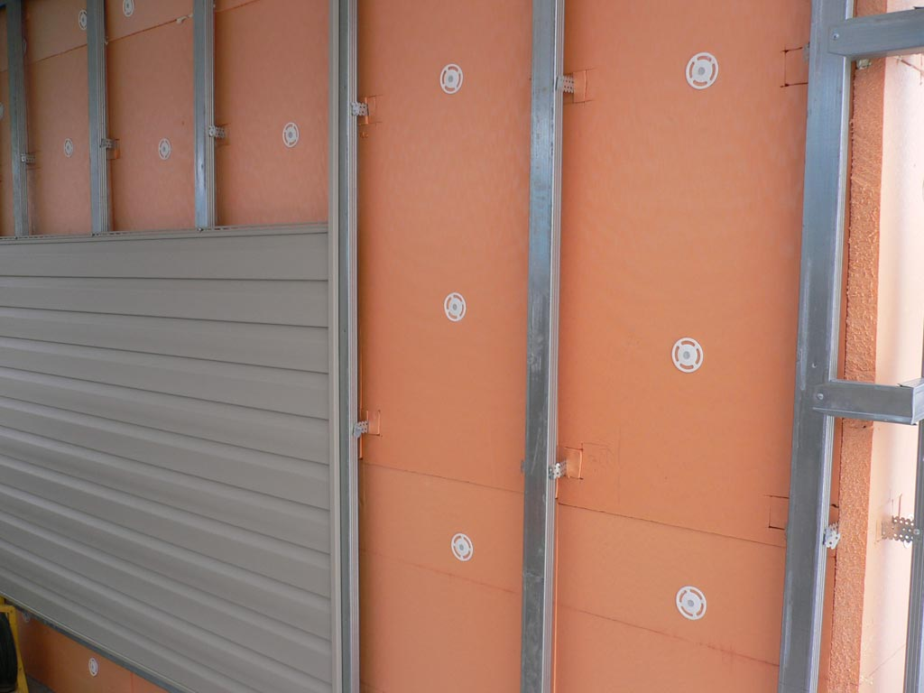 Утеплитель для стен пенополистирол (XPS), цена - купить в интернет-магазине